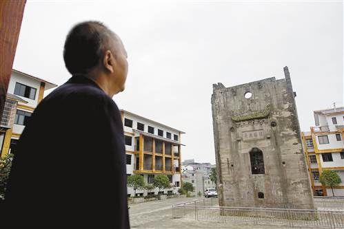 探访万州百年古碉楼之谜