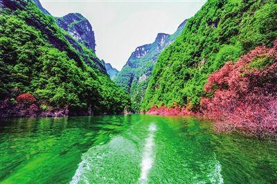 重庆14区县联动 向世界展示不一样的新三峡旅游