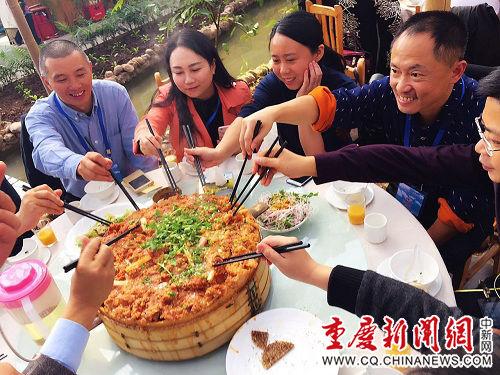 渝东北14区县联袂唱响旅游四季歌 开州演绎汉丰湖之恋