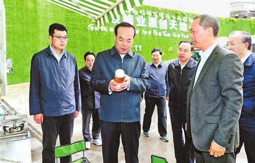 孙政才:生态优先 绿色发展 加快建设长江上游重要生态屏障