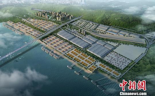 西部大宗商品现货交易市场在重庆启动建设
