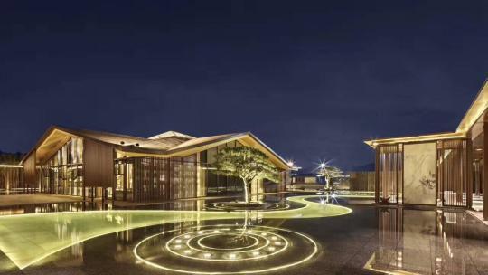 重庆高端改善型项目金科九曲河受市场关注。 受访者供图 摄