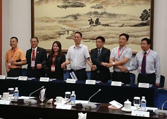 图为重庆市海内外人才和引才机构座谈会现场。王淳熙 摄