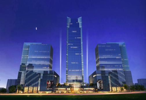 重庆爱融荟城6月开业 所有亮点都在这儿了