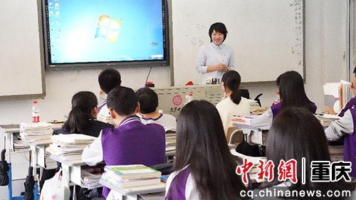 《青年领袖训练营》课上。王淳熙 摄