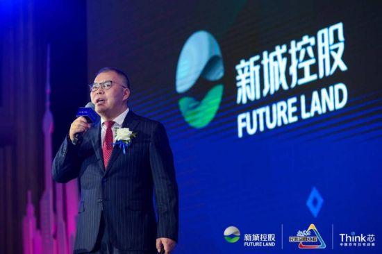 图为新城控股商业开发事业部重庆公司总经理沈兴明 新城控股供图