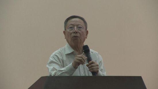 重庆市政协原副主席 重庆市职业教育学会首席专家 窦瑞华 中影传媒供图