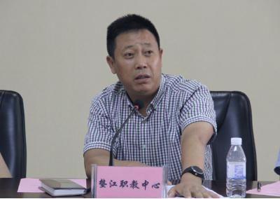 陈良彬校长发表个人看法
