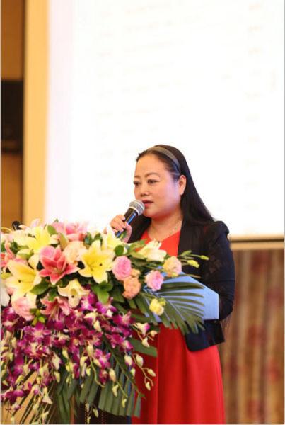 严琦会长会议上讲话 重庆市餐饮商会