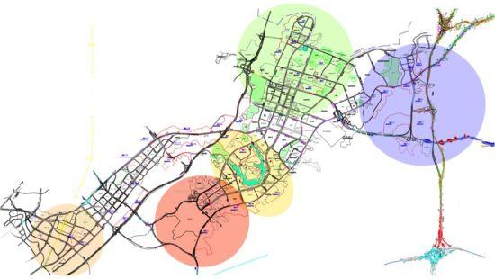 图为新蒲新区。主办方供图