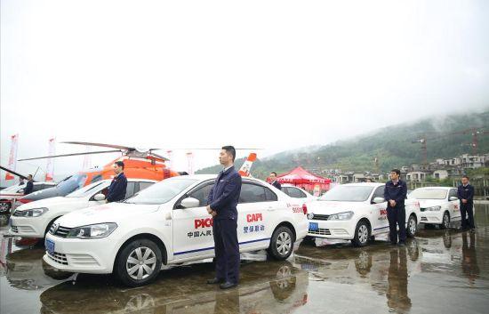 """图为 重庆人保升级警保联动""""心服务"""" 护航国庆黄金周。重庆人保供图"""