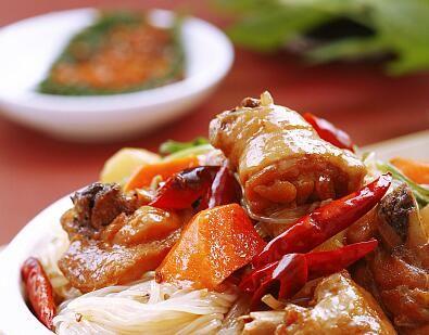 在重庆也能吃到到正宗的西北菜