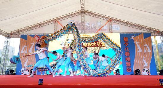 全国少儿电视才艺秀渝西赛区总决赛在重庆铜梁区举行