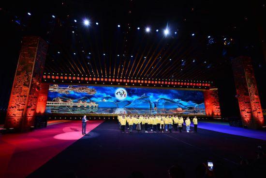 图为《中国诗词大会》(第四季)暨重庆赛区选拔赛(决赛)。 黄学礼摄