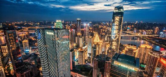 全球旅游收入增长最快的10个城市中 重庆位居榜首(来源:重庆文旅委官方微博)
