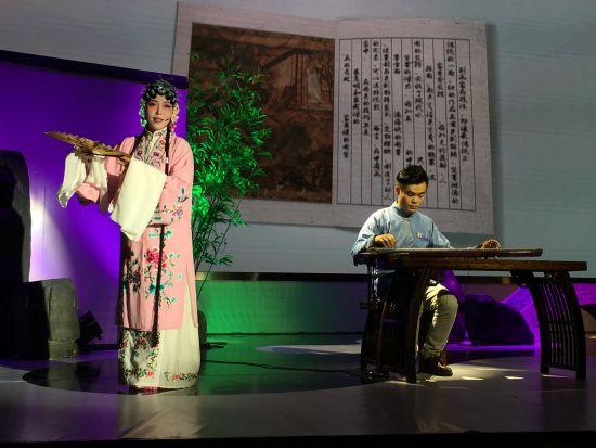 """""""踏雪寻梅——古琴清赏会""""现场 张颖绿荞 摄"""