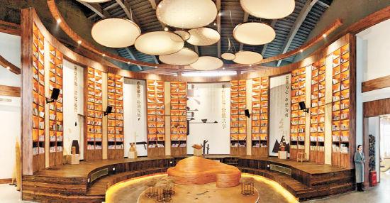 重庆乡愁博物馆。记者 张莎 摄