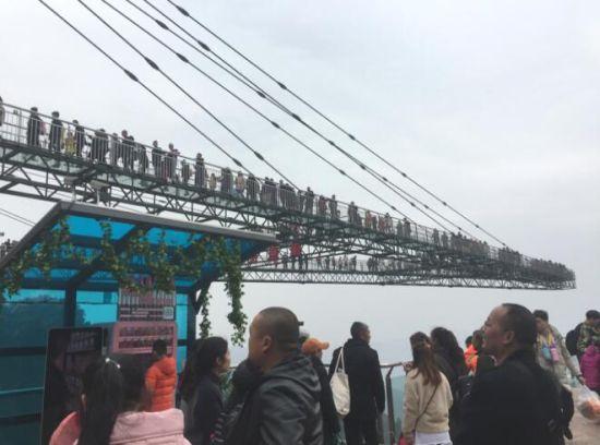 重庆奥陶纪天空悬廊