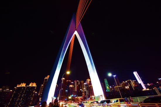 嘉陵江千厮门大桥