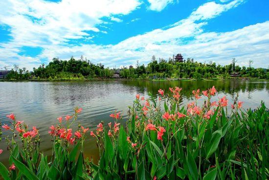 璧山秀湖公园