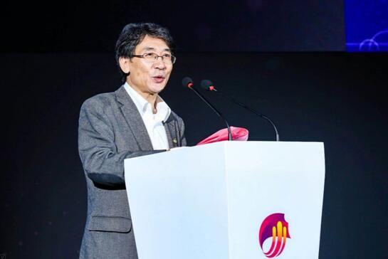 清华大学副校长薛其坤。主办方供图