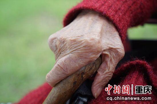 紧握拐杖,跟随晚辈,康养暮年,不添麻烦,也是贡献。