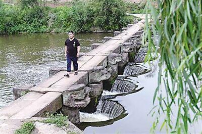 陶家镇大溪河健身步道