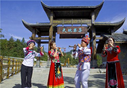 武隆文化和旅游发展委员会 供图