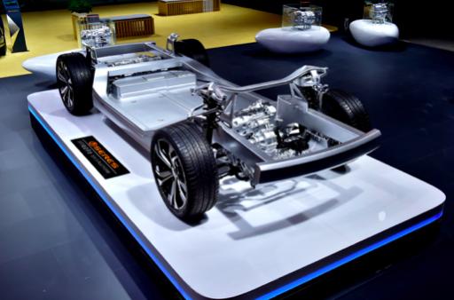 SERES(赛力斯)携SF5首次亮相重庆车展 增程产品备受关注