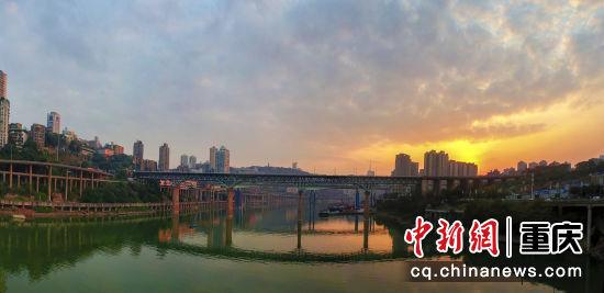 嘉陵江大桥