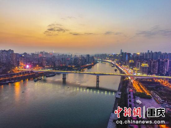 江北嘴黄花园大桥