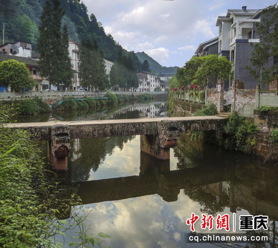 飞龙庙古桥