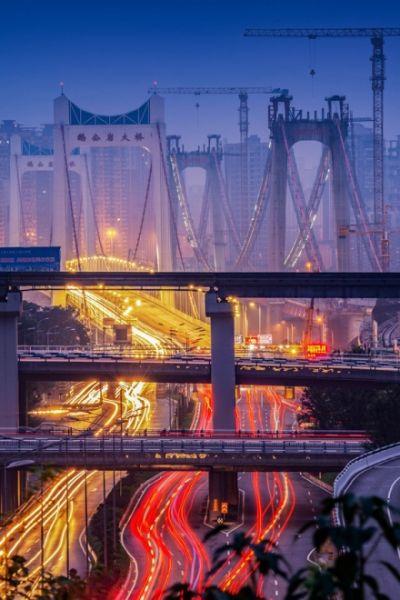 重庆城市新风貌摄影大赛颁奖典礼