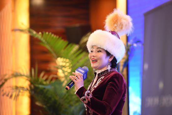 中国雪都阿勒泰来渝推介冬季旅游