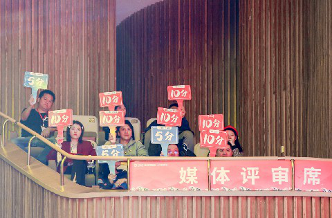 酉阳桃花源第五届桃女郎全国总决赛媒体评审团
