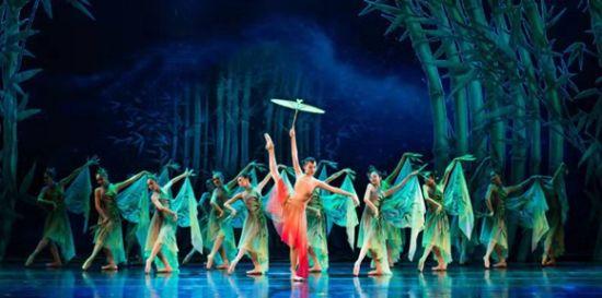 重庆芭蕾舞团供图