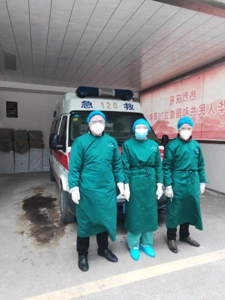 巫山县人民医院:战...