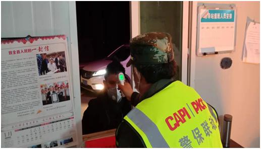 夜间是警保联动农村地区劝导站的防控重点时段。