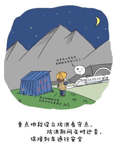 漫画制作:张富