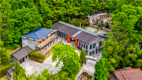 梁山驿。梁平区文化和旅游发展委员会供图 华龙网发
