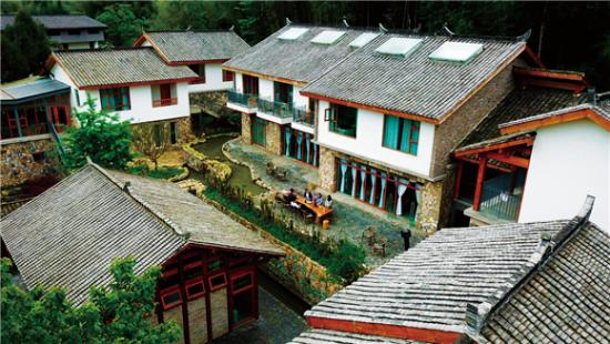 梦溪湉园。梁平区文化和旅游发展委员会供图 华龙网发