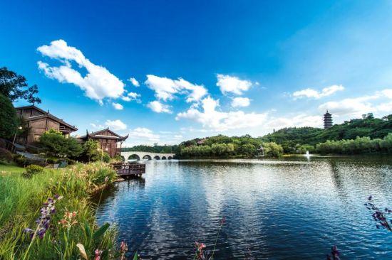 """《【恒耀平台主管】重庆园博园创建首个市级""""无废公园""""》"""