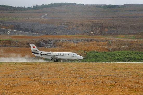 《【恒耀平台最大总代】重庆仙女山机场正式校飞 预计年底通航》