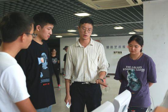 图为渝中区开展国民体质监测技术培训。重庆市体育科学研究所供图