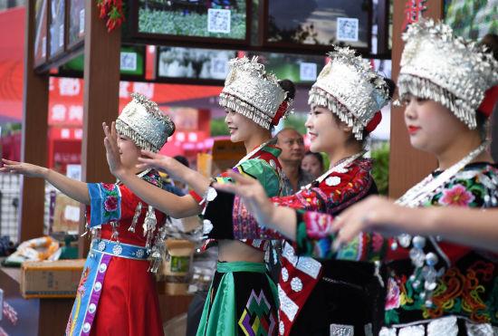《【恒耀平台主管】重庆举行中小企业服务节暨消费扶贫展销活动》