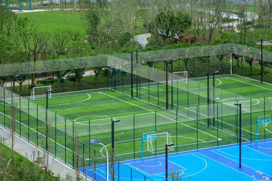 图为南岸弹子石体育公园。重庆市规资局供图。