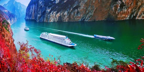 图为奉节风景图 奉节县文化和旅游发展委员会供图