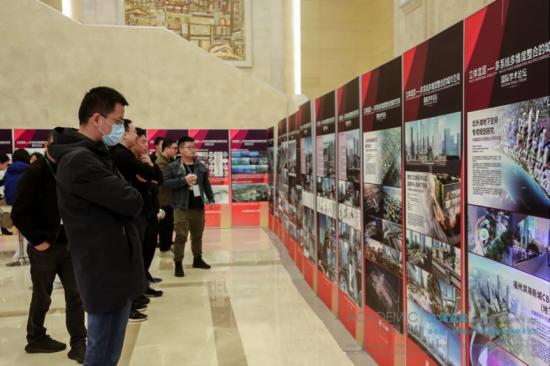 《【恒耀主管】专家院士重庆共探立体城市和复合建筑设计》