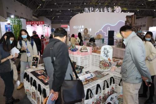2020重庆国际文化旅游产业博览会启幕。重庆国博中心供图