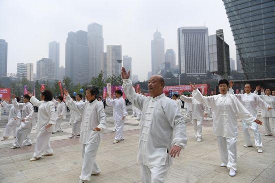 《【恒耀平台佣金】第十五届中国(重庆)老年产业博览会开幕》